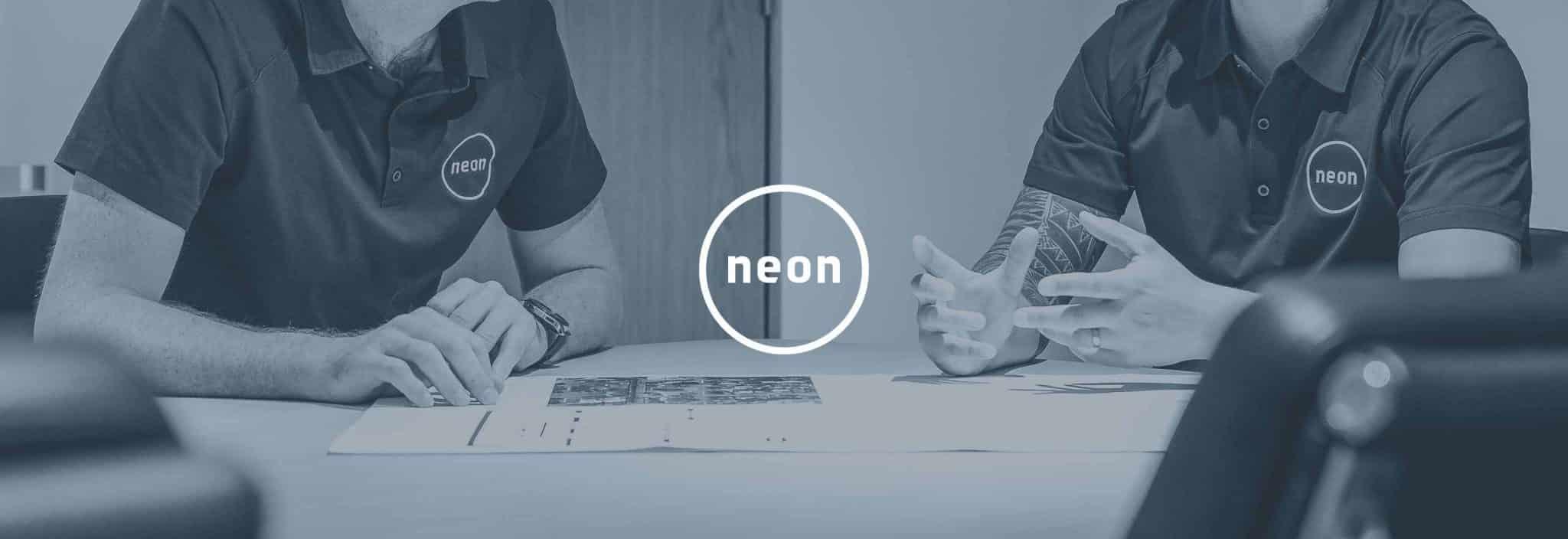 1 4S Work Neon Hero