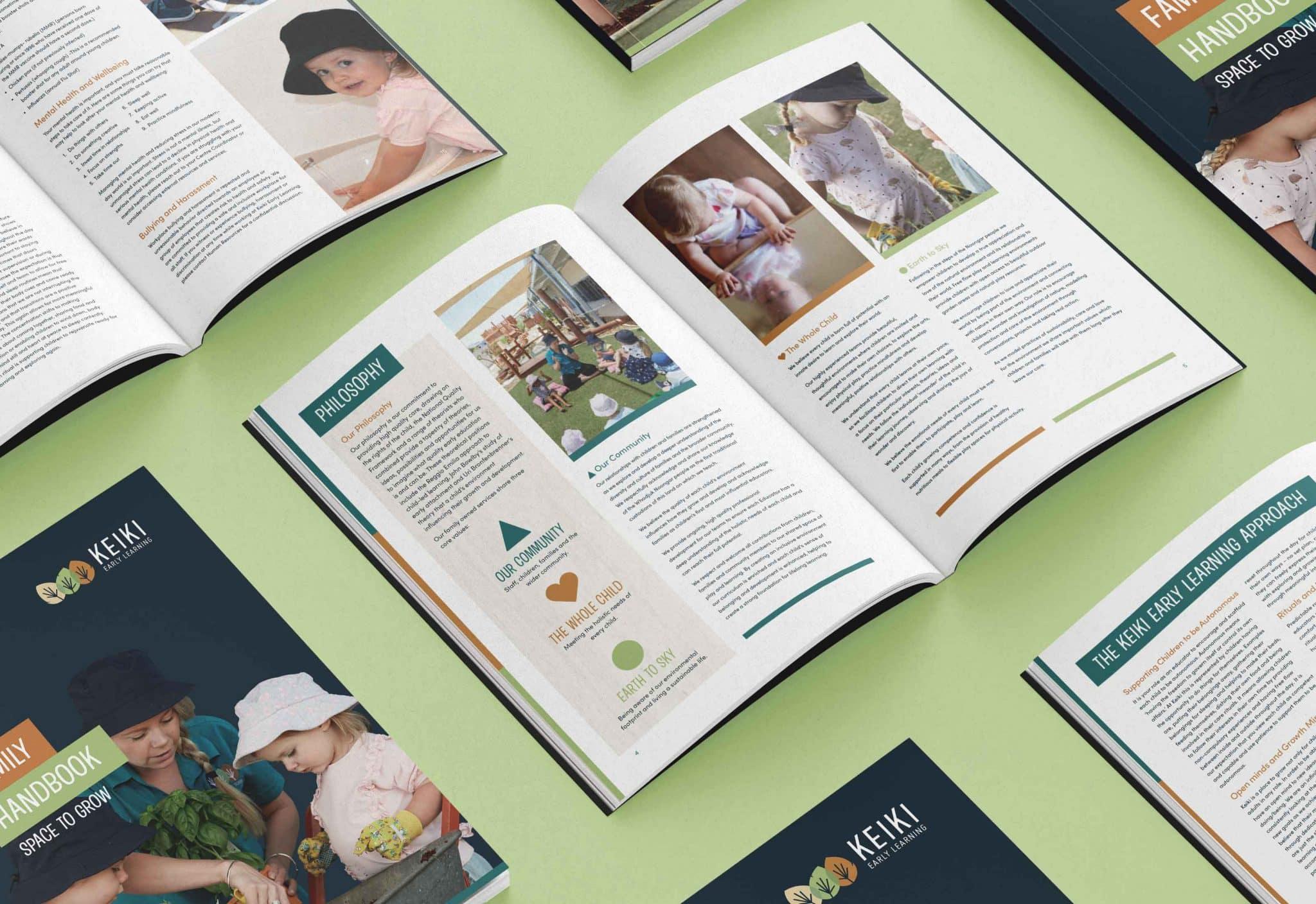 4 4S Work Keiki Staff Handbook
